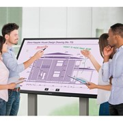 Sharp PNTH1 Serie, Interactive Whiteboard 4K Android