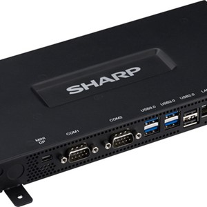 Sharp POS Windows  J1900 Box PC