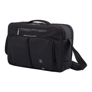"WENGER CityStream Black 16"" City Bag Collection"
