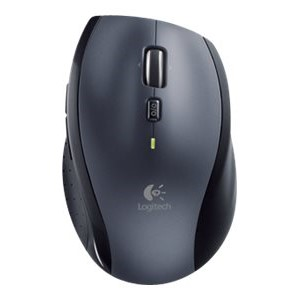 LOGITECH M705 Mouse Wireless Silver / Marathon - Laser - Tin