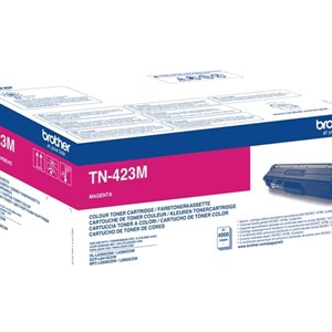 BROTHER TN423M Toner Catridge Magenta HC