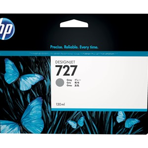 HP 727 Ink Yellow 130ml T920 T1500