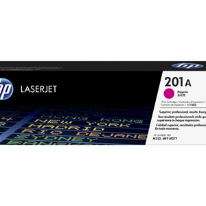 HP 201A Tonercartridge magenta 1.400 pages standard capacity