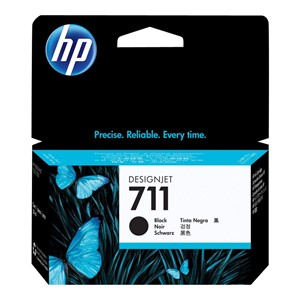 HP 711 ink black 38 ml DJ T120 520