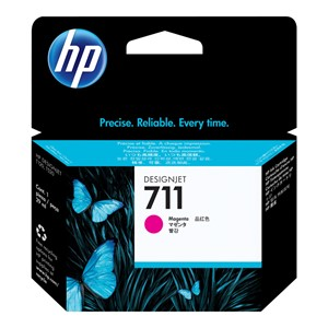 HP 711 ink Magenta 29 ml DJ T120 520