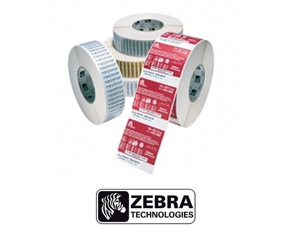 Zebra Label Roll 100x50 (pk a 4)