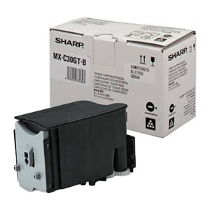 Sharp Toner Svart (MX-C300/301/303)